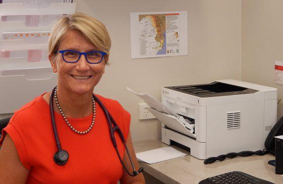 Dr Jane Hutson