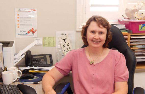 Dr Lynette Brislin